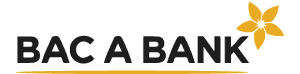Logo of Bac A Bank