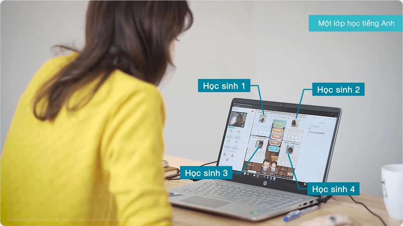 Icon of Dạy học trực tuyến